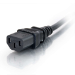 C2G 2m 16 AWG UK Power Cord (IEC320C13 to BS 1363)