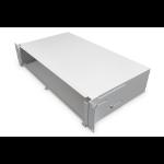 Digitus Fiber Optic Splice Box, Sliding, 2U