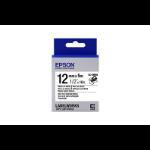 Epson C53S654024 (LK-4WBQ) DirectLabel-etikettes, 12mm x 5m