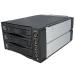 StarTech.com Hot Swap SATA/SAS Backplane RAID Bays – 3 Hard Drive Mobile Rack