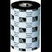 Zebra 2300 Wax 110mm x 300m cinta para impresora Negro