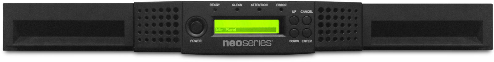 NEOs StorageLoader 1U 8 Slot LTO7 SAS Inc. 3Yr Warr
