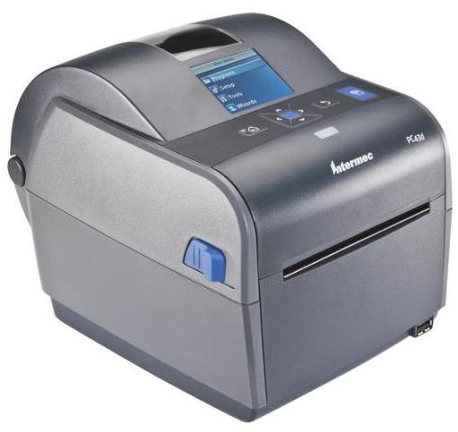 Intermec PC43d labelprinter Direct thermisch 300 x 300 DPI