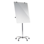 Bi-Office GEA4850116 magnetic board Glass White