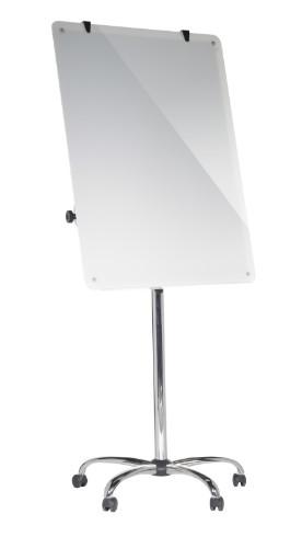 Bi-Office GEA4850116 magnetic board Glass White