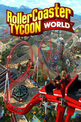 Atari RollerCoaster Tycoon World, PC Basic PC DEU Videospiel