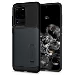 """Spigen Slim Armor mobiele telefoon behuizingen 17,5 cm (6.9"""") Hoes Zwart, Metallic"""
