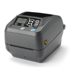 Zebra ZD500 label printer Direct thermal / thermal transfer 203 x 203 DPI Wired & Wireless