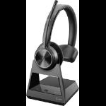 POLY SAVI 7300 Headset Handheld Black 215202-05