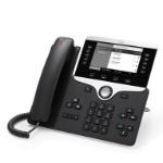Cisco 8811, Refurbished IP phone Charcoal 5 lines