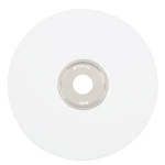 Verbatim CD-R 80MIN 700MB 52X White Inkjet Printable 100pk Spindle CD-R 700MB 100pcs