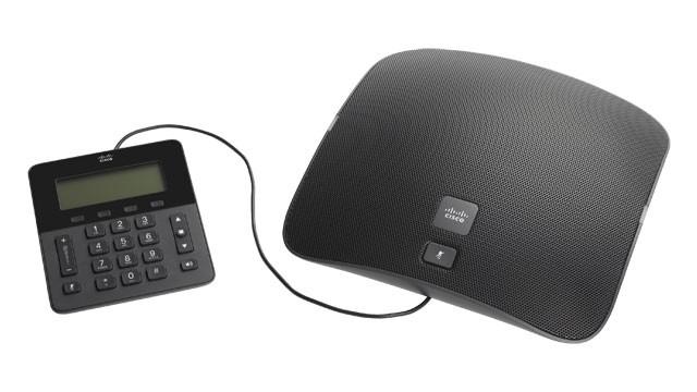 Cisco Unified IP Conference Phone 8831 - APAC, EMEA, Australia LCD Black