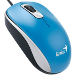 Genius DX-110 mouse USB Optical 1000 DPI Ambidextrous