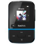 Sandisk Clip Sport Go MP3 player Black, Blue 16 GB