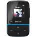 Sandisk Clip Sport Go Reproductor de MP3 Negro, Azul 16 GB