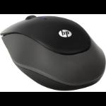 HP X3900 USB Optical Ambidextrous Black mice