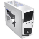 Thermaltake Commander MS-I Snow Edition Midi-Tower Black,White