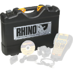 DYMO Hard Carry Case Special ABS synthetics Black