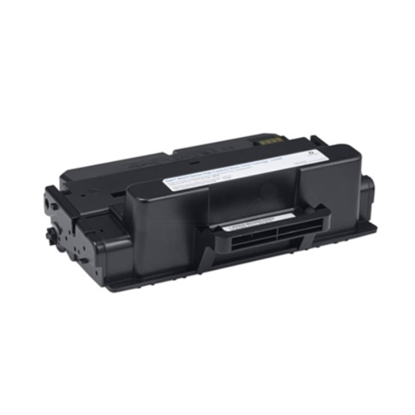 DELL 593-BBBI (N2XPF) Toner black, 3K pages