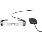 Epson Moverio BT-300 smartglasses 1.44 GHz 16 GB Bluetooth Wi-Fi Built-in camera