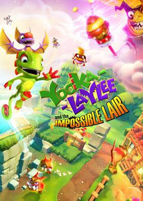 Nexway Yooka - Laylee & The Impossible Lair, PC vídeo juego Básica + DLC