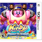 Nintendo 3DS Kirby Planet Robobot Nintendo 3DS German, English, Spanish, French, Italian video game