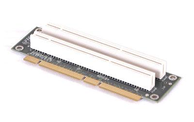 Supermicro 2U 2-SLOT 64-BIT PASSIVE RISER CARD interface cards/adapter