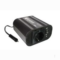 Belkin AC Anywhere 300W power adapter/inverter Black