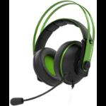 ASUS Cerberus V2 (Green) gaming headset