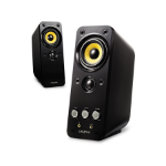 Creative Labs GigaWorks T20 Series II 2.0channels 28W Black speaker set