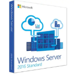 Microsoft Windows Server 2016 Standard Original Equipment Manufacturer (OEM) English