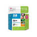 HP 56/57 Combo-pack Inkjet Print Cartridges
