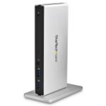 StarTech.com Dual-monitor USB 3.0 docking station met DVI en verticale standaard