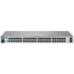 Hewlett Packard Enterprise 2530-48G-2SFP+ Managed L2 Gigabit Ethernet (10/100/1000) Stainless steel