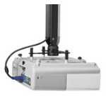 SMS Smart Media Solutions Projector X CL F2300 A/B Black project mount