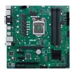 ASUS PRO B460M-C/CSM - Corporate Stable Model, Intel B460, 1200, Micro ATX, 4 DDR4, VGA, HDMI, 2 DP, COM