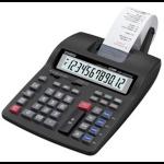 Casio HR-200TEC Desktop Printing calculator Black calculator