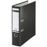 Leitz 180° Plastic Lever Arch File Black folder