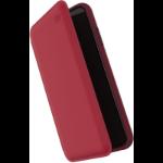 Speck Presidio Leather Folio Apple iPhone XS Max Rouge Red