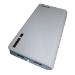 LMS Dual USB Devices Pocket PowerBank Charger, 11500mAh, White (PBK-11500-W)