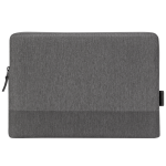 "Targus CityLite notebook case 13"" Sleeve case Grey"