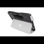 Kensington BlackBelt tablet security enclosure Black, Silver