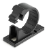 StarTech.com CBMCC3 organizador de cables Clip para cable Negro 100 pieza(s)