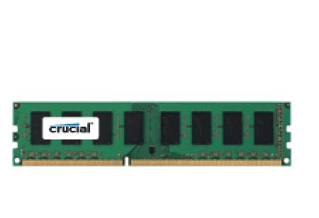 Crucial 16GB DDR3 PC3-12800 16GB DDR3 1600MHz ECC memory module