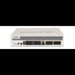 Fortinet FortiGate 1000D hardware firewall 52000 Mbit/s 2U