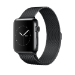 Apple Watch Series 2 OLED GPS (satellite) Black smartwatch