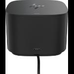 HP 6HP48AA Wired USB 3.2 Gen 1 (3.1 Gen 1) Type-C Black