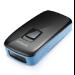 Unitech MS920 Handheld bar code reader Laser Black,Blue