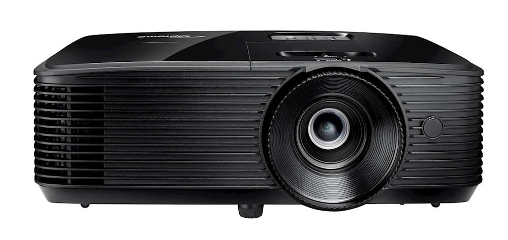 Optoma HD144X beamer/projector 3200 ANSI lumens DLP 1080p (1920x1080) 3D Desktopprojector Zwart