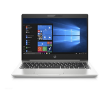 "HP ProBook 440 G6 Zilver Notebook 35,6 cm (14"") 1920 x 1080 Pixels Intel® 8ste generatie Core™ i5 8 GB DDR4-SDRAM 256 GB SSD Windows 10 Pro"